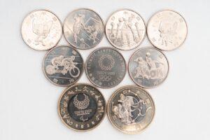 オリンピック記念硬貨