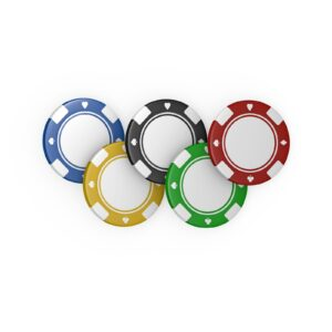 オリンピック硬貨