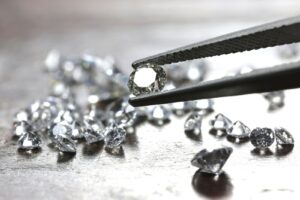 ダイヤモンドの鑑定方法