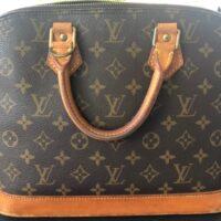 Louis Vuitton モノグラム アルマ